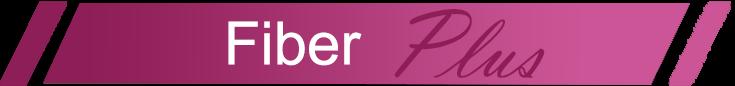 fiber logo þyngdarstjórnun, heilsa og útlit